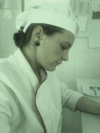 Chef Nuria Rodríguez Parra